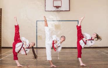 Nabór na zajęcia Taekwondo Olimpijskiego SEZON 2020/2021