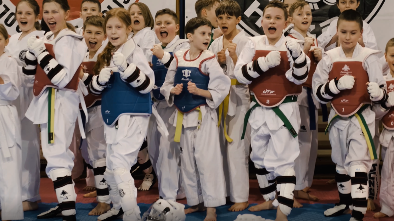 Zapraszamy do klasy sportowej o profilu Taekwondo w SP 24