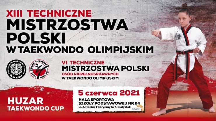 Techniczne Mistrzostwa Polski 2021
